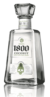 1800 Tequila Coconut 1.00l